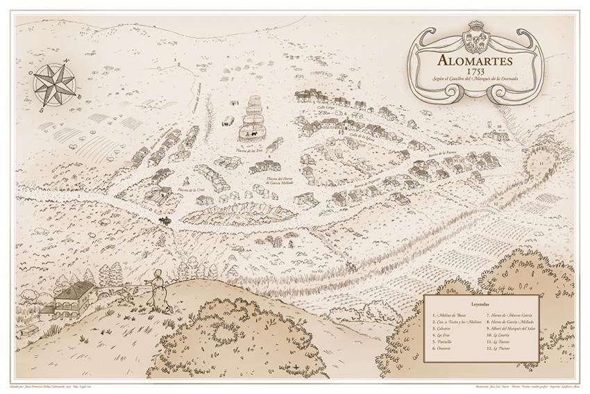2 mapa póster tejero